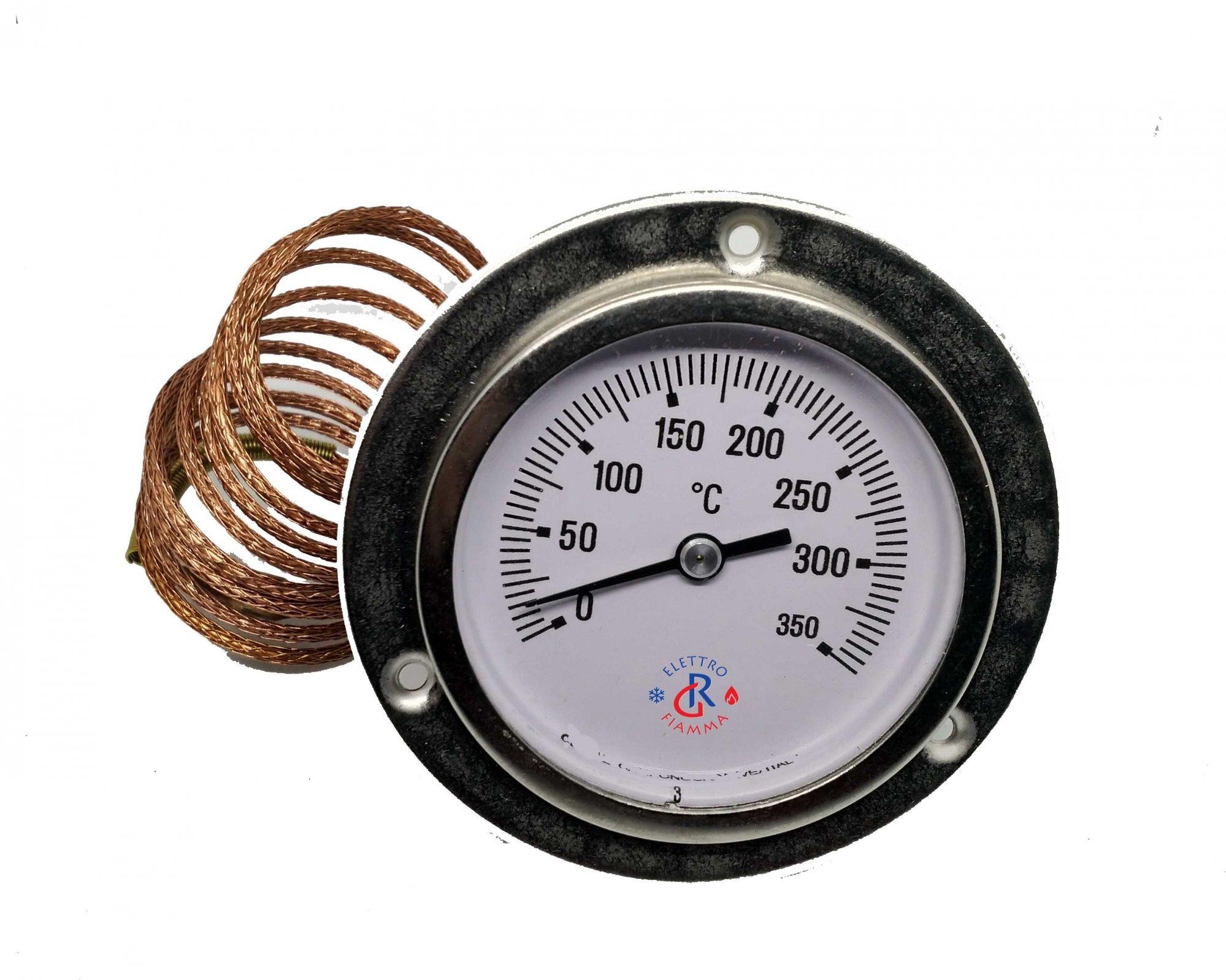 Termometro Forno A Legna – A tutti i forni edil planet è applicato un pirometro che indica la temperatura nella camera di combustione, consentendone il.