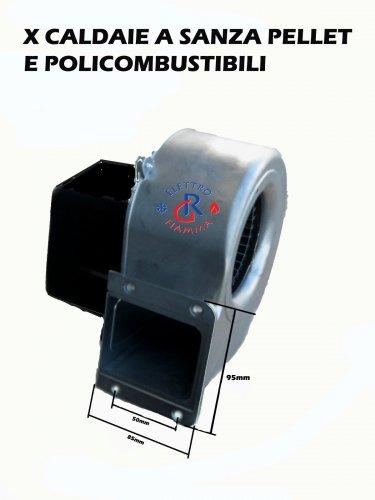 Ventola stufa pellet thermorossi ecoterm 1000 r4s190 ac04 for Ventola centrifuga stufa pellet